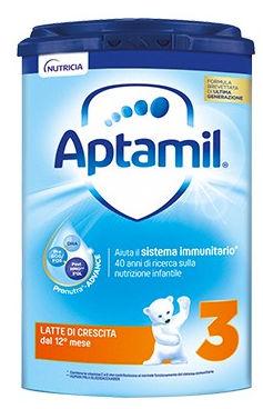Aptamil 3 latte polvere 750g