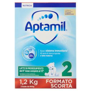 5900852034572 aptamil 2 latte polvere 1200g