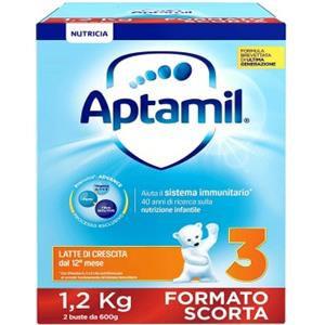 Aptamil 3 latte polvere 1200g