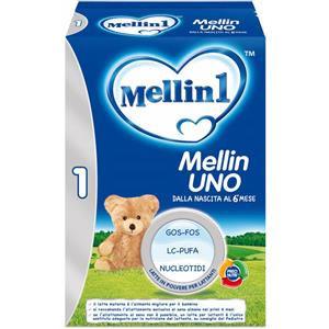 Mellin 1 latte polvere 1100g