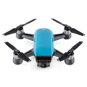 Dji Spark drone blu