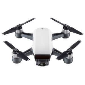 Dji Spark fly more combo bianco