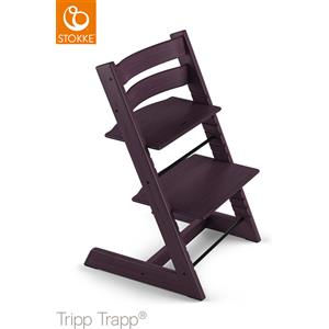 7040351001335 stokke seggiolone tripp trapp plum purple