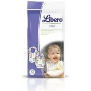 Libero Baby Bavaglini Monouso Easy Meal 10pz