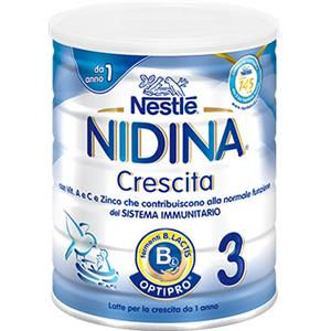 Nestlé Nidina 3 latte polvere 800g