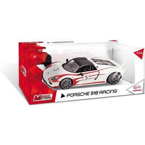 Mondo Porsche 918 Racing