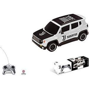 8001011635559 mondo renegade f c juventus jeep veicolo radiocomandato colore bianco scala 1 24 63555