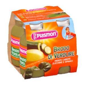 Plasmon Brodo di verdure 4x125ml