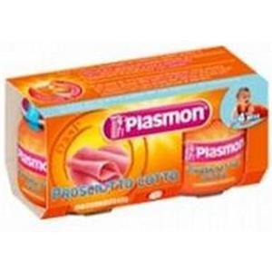 Plasmon Omogeneizzato prosciutto 2x120g