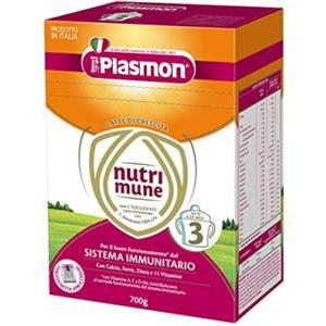 Plasmon 3 latte polvere 700g