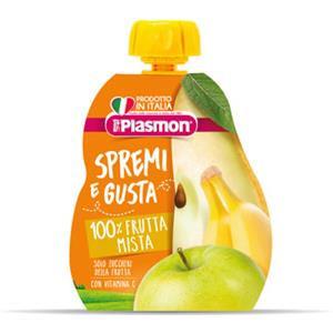 Plasmon Spremi e gusta frutta mista 100ml