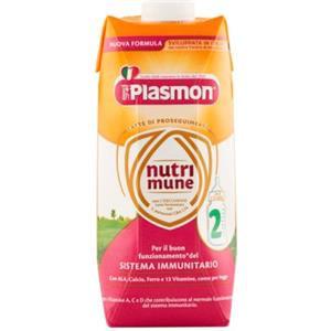 Plasmon Nutrimune 2 latte liquido 500ml