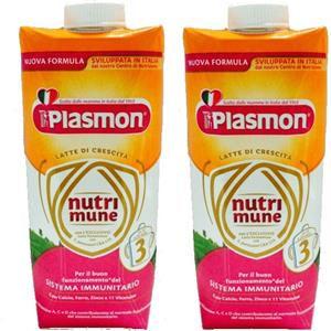 Plasmon Nutrimune 3 latte liquido 500ml