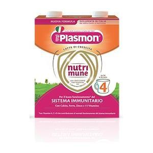 Plasmon Nutrimune 4 latte liquido 500ml