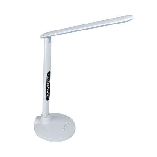 8002829809088 majestic lamp li 402 lampada da tavolo led bianco