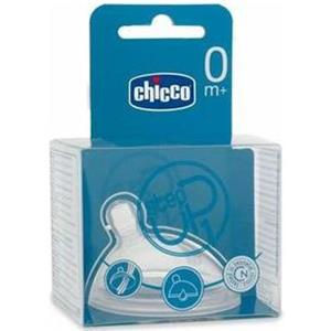 Chicco Tettarella Step Up1 0m+ silicone 2pz
