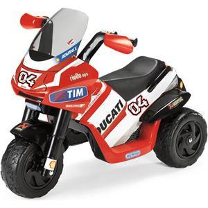 Peg Perego Moto Elettrica Ducati Desmosedici