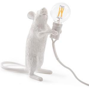 Seletti Lampada mouse lamp in piedi topolino