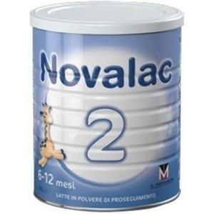 Novalac 2 latte polvere 800g