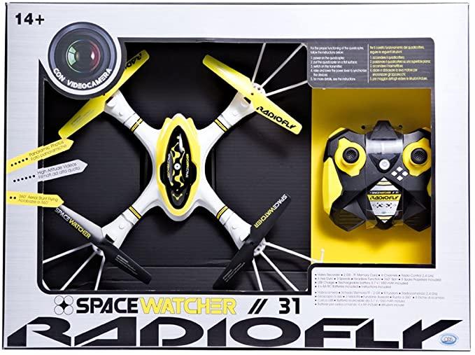 Radiofly Drone watcher 31 con videocamera