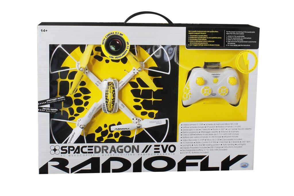 Radiofly Drone space dragon evo 37997