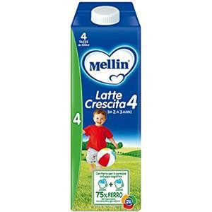 Mellin 4 latte liquido 1000ml
