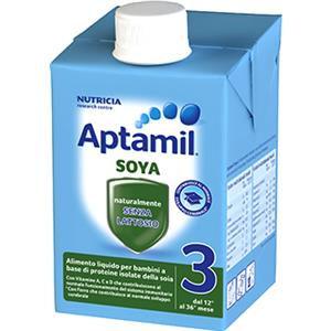 Aptamil 3 soya latte liquido 500ml