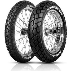 Pirelli Scorpion mt90 a/t 140/80-18 m/c 70s tt