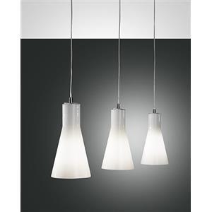 Fabas Diana 2753-47-138 lampada a sospensione 3 luci