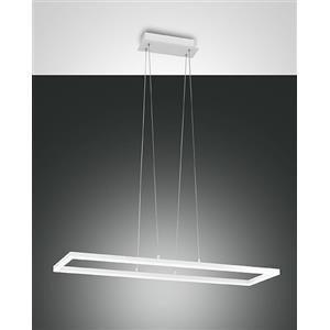 8019282095088 fabas bard 3394 45 102 lampada led a sospensione bianco