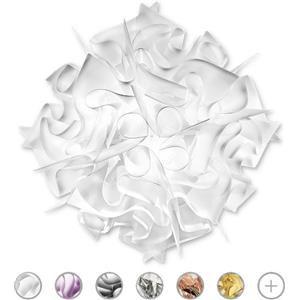 Slamp Veli Ceiling/Wall Medium plafoniera Opale