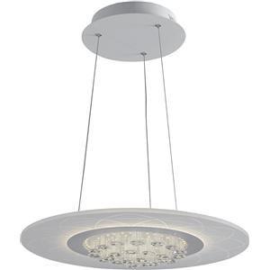Fan Europe Himalaya lampada LED a sospensione bianco