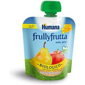 Humana Frullyfrutta mela pera