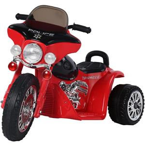 Homcom Moto Elettrica a 3 ruote rosso