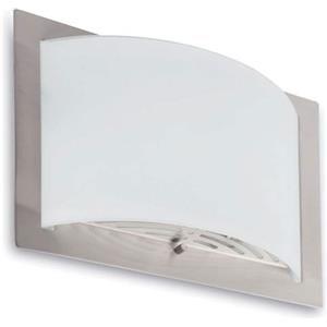 Faro Barcellona Diula-2 62986 applique metallo e vetro