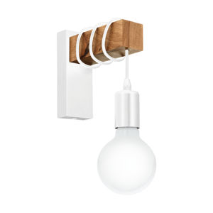 Eglo Townshend 33162 applique LED bianco