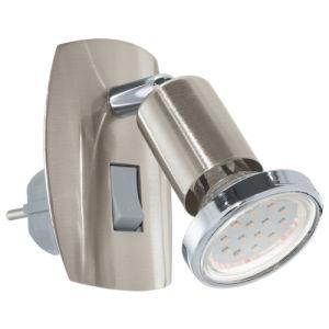 Eglo Mini 4 92924 faretto LED a spina