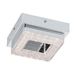 Eglo Fradelo 95655 plafoniera LED metallo