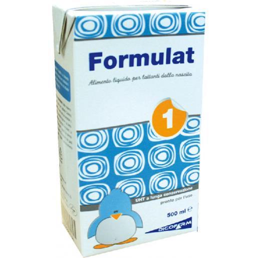 Formulat 1 latte liquido 500ml