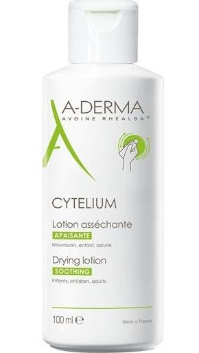 A-Derma Cytelium Lozione Assorbente Lenitiva 100ml