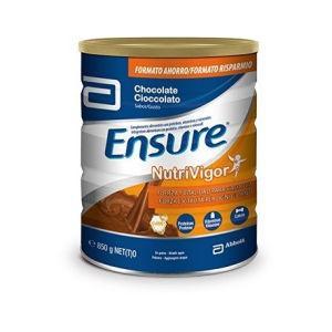 Abbott Ensure Nutrivigor Cioccolato 850g