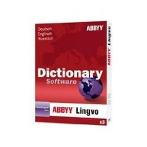 ABBYY Lingvo Multilingual Edition 3