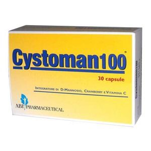 Abi Pharmaceutical Cystoman 100