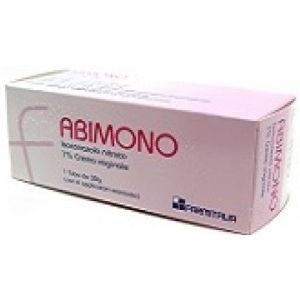 Farmitalia Abimono crema vaginale 30g 1% con applicatore