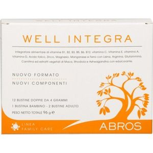 Abros Well Integra 24buste