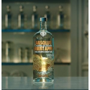 Absolut Vodka Orient Apple