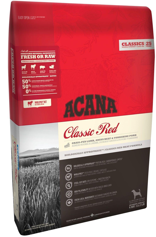 Acana Classic Red Cani