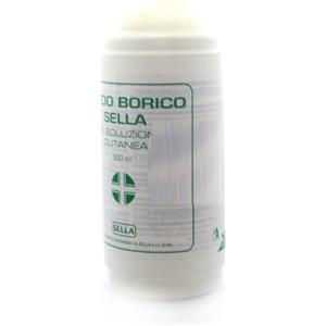 Sella Acido borico 3% 500ml