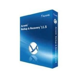 Acronis Backup for PC 11.5
