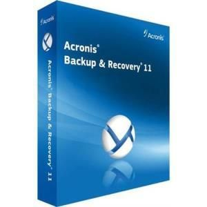 Acronis Backup & Recovery Workstation 11